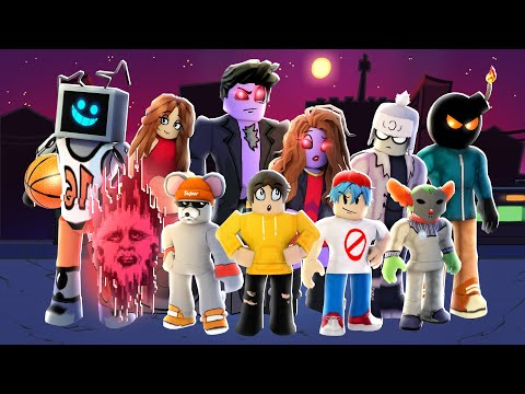 The FRIDAY NIGHT FUNKIN' Family in Roblox BROOKHAVEN RP! (Part 2)
