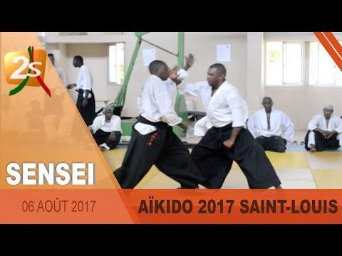 AÏKIDO 2017 À SAINT-LOUIS AVEC SENSEÏ ALIOUNE SARR