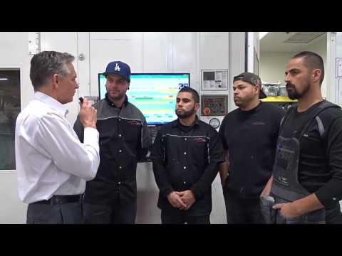 Planning Plus Interviews the Paint Team at Mainline Autobody, California