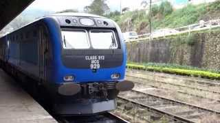 Video Impressions of Sri Lankan Railways