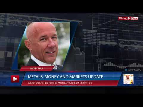Metals, Mining & Markets Update for November 9, 2018