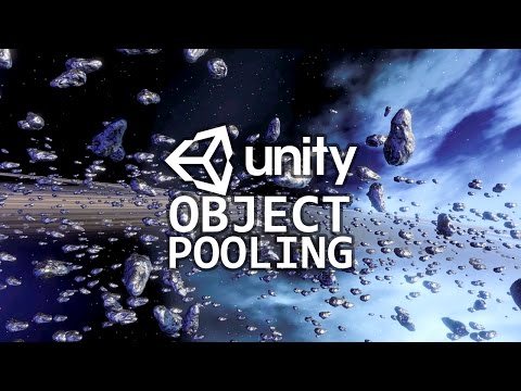 Creating an Object Pool - Lets Make an Asteroid Belt- Part 6
