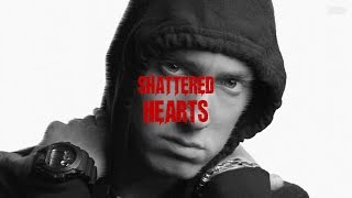 *FREE BEAT WITH HOOK* Eminem Type Beat / Shattered Hearts (NEW 2016)