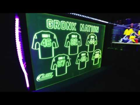 Rob Gronkowski & The Gronk Bus - presented by ROCKSTAR LIMO