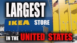 Largest Ikea Store In Usa   Burbank, Ca