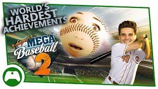Baixar Home Run Challenge! Super Mega Baseball 2  | World's Hardest Achievements