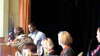 Rotary Club of Honolulu: Jayson Harper Induction