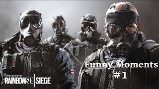 Rainbow Six Siege   Funny Moments #1 German