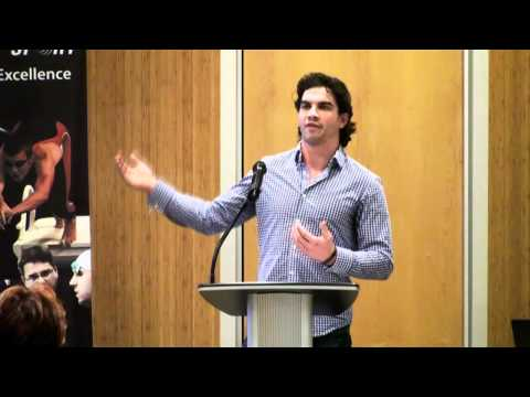 Building Your Athlete Brand: Telling Your Story & Building Your Support Network - Kevin Jagger