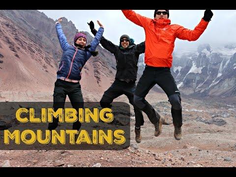 I Literally Couldn't Breathe - Climbing Aconcagua