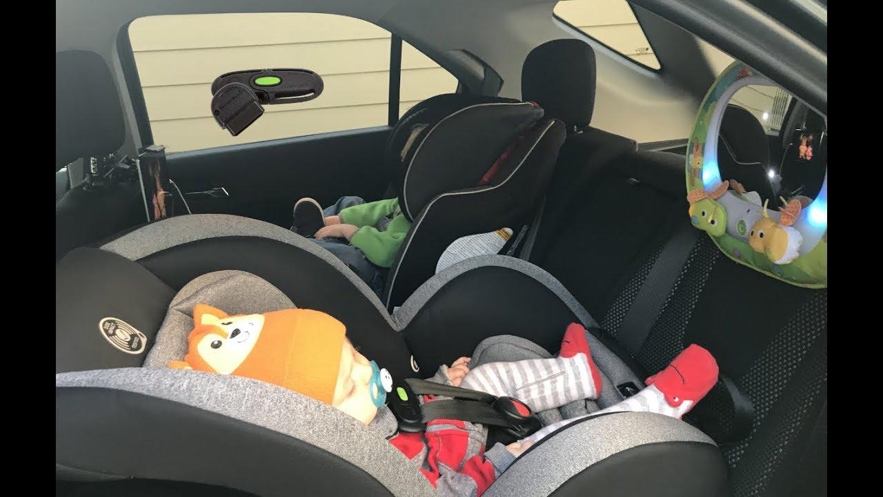 Evenflo Titan 65 Convertible Car Seat Sensor Safe Technology Review