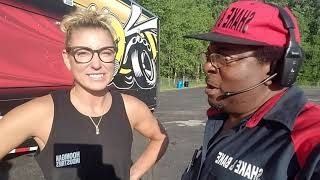 Shahe & Bake Grudge Racing Show: Leah Pritchett Interview!
