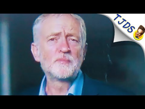 Jeremy Corbyn Smeared As Anti Semite For Attacking Bankers