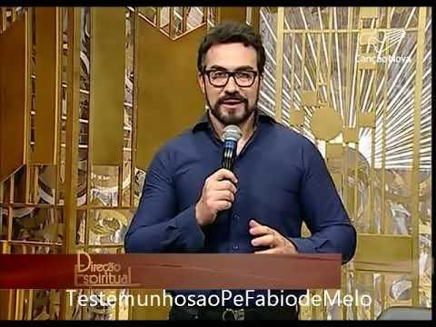Direção Espiritual com Pe Fabio de Melo Deus nos Fala Através das Pessoas que nos Cercam 11/07/2018