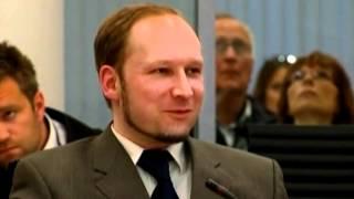 Breivik smirks as expert testfies on his mental health