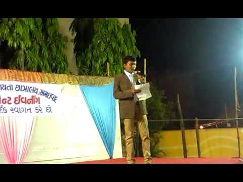 hostel life speech