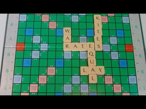 How to Win at Scrabble - 5 Tips for Beginners - Simple & Easy Tips - Tutorial - Step by Step