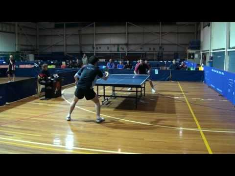 William Henzell vs Chris Yan Set 1