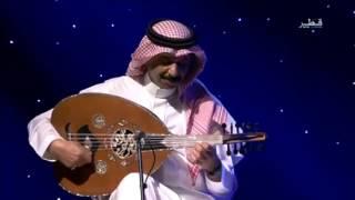 عبادي الجوهر وأحمد فتحي - عزف موشح: جادك الغيث   كتارا 2017م
