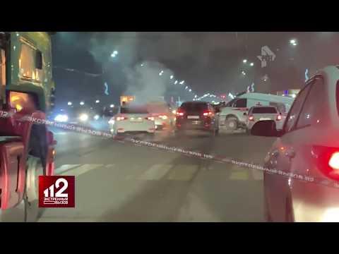 Видео: Жуткая авария со скорой. 5 пострадавших!