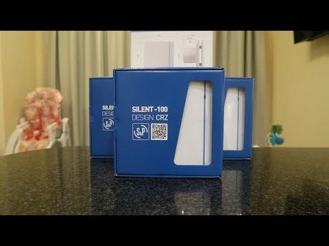 Soler & Palau Silent 100 Design Extractor Fans - Unboxing Video