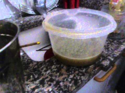 מכינים מיץ ענבים 2