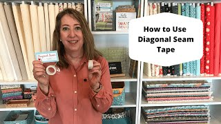 DIAGONAL SEAM TAPE video