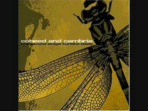 god send conspirator by coheed and cambria plus lyrics
