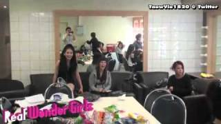 [Thai Sub] The Wonder Girls in Action!! Get Ready for the Big Stage!