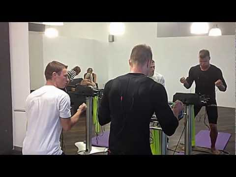 ems hightech fitness muskelaufbau hypertrophie training