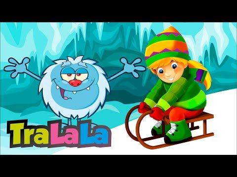 Derdelusul - Cantece de iarna pentru copii   TraLaLa - Cantece pentru copii in limba romana