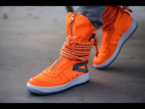 nike air force sf 1 nere