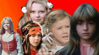 Как сложились судьбы 11 маленьких красавиц советского кино