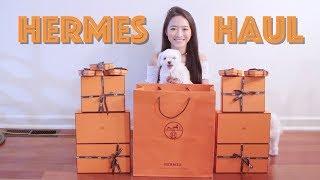 (中文English Subs) ❤️ Elaine Hau - 愛馬仕豪華購物分享 ????????Hermes Luxury Haul