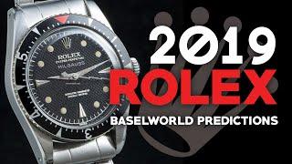 A New Rolex Milgauss?? Rolex Baselworld 2019 Predictions