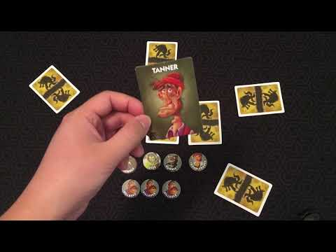 Board Game Reviews Ep #56: ONE NIGHT ULTIMATE WEREWOLF