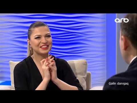 Aparıcı Hacı Nuran - Gəlin danışaq (12 10 2016) - ARB TV