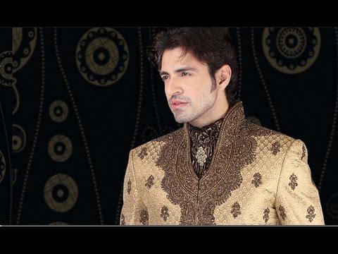 Indian Traditional Menswear - sherwani