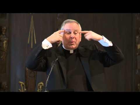 Fr. James Flavin: Holiness and Healthy Spirituality