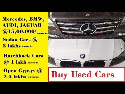 USED LUXURY CARS | BMW, Mercedes, AUDI | Cheap prices in jaipur