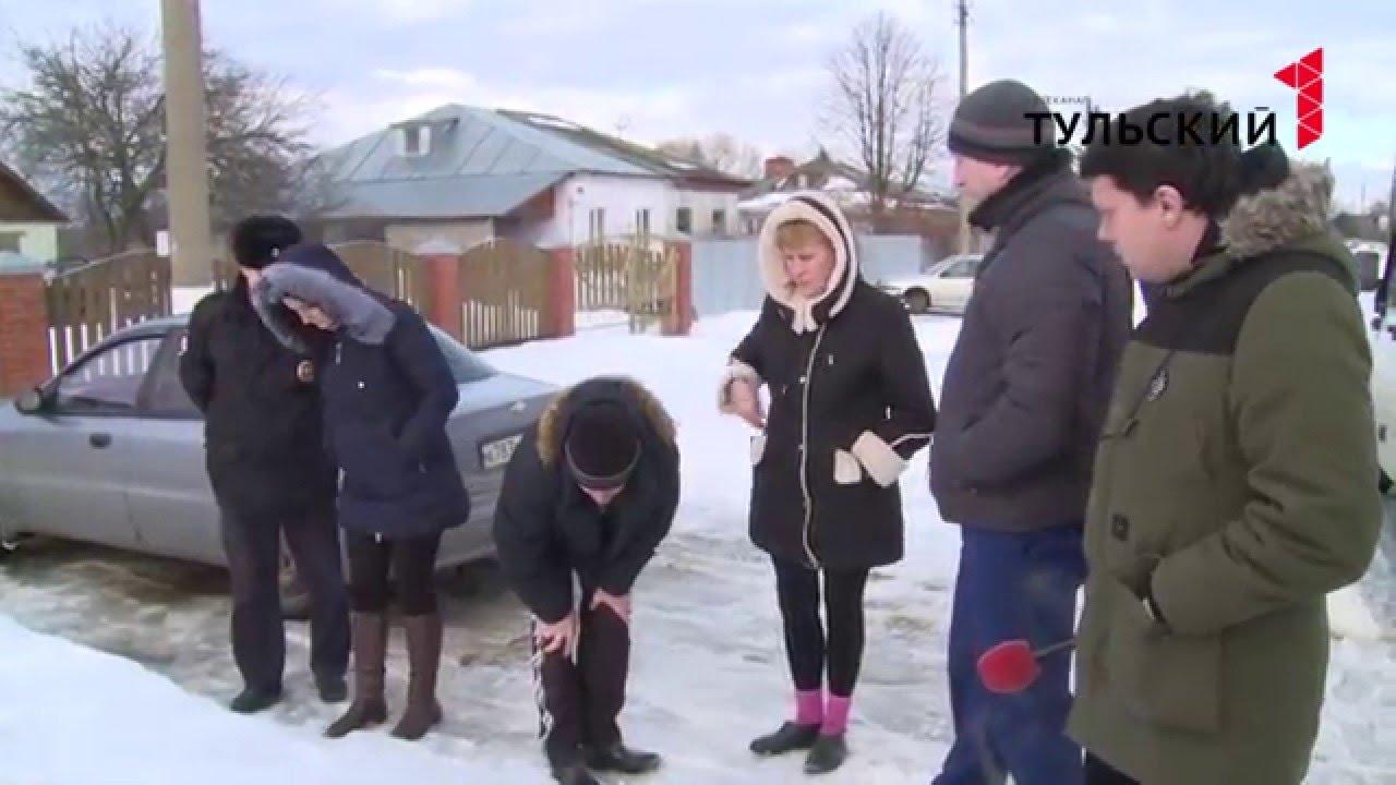 〔閲覧注意〕※見ないことをお勧めします。  雪の上に黒い物体が…その正体とは