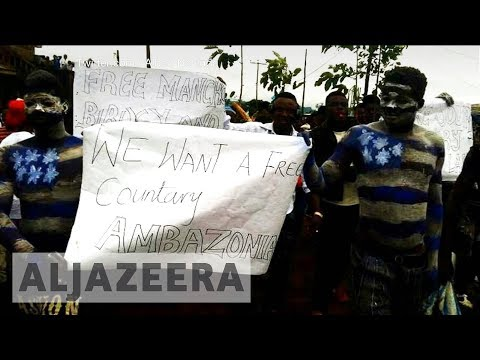 English speakers in Cameroon struggle for equal opportunity