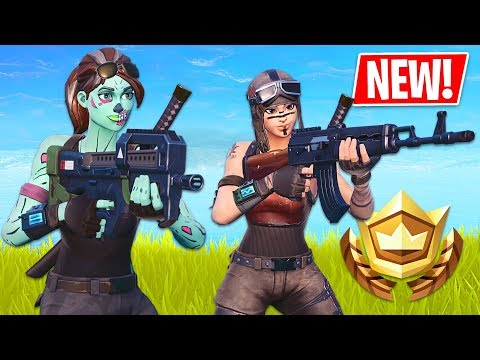 Fortnite Limited Testing Event Duo Scrims! *Pro Fortnite Player* (Fortnite Live Gameplay) thumbnail