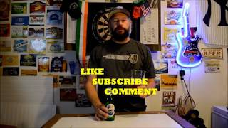 St Pauli Girl Lager -- Beer Review - Germany -- Find the hidden changes contest