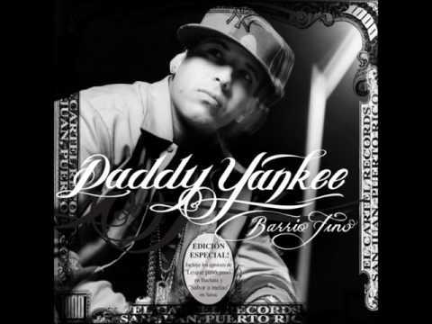 daddy yankee barrio fino completo