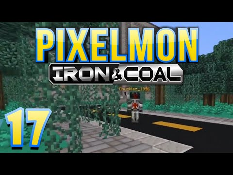 Pixelmon: Iron & Coal - Episode 17 - Like a movie