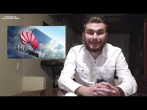 Vídeo Pitch: Estrategia De Comunicación Digital De Huawei