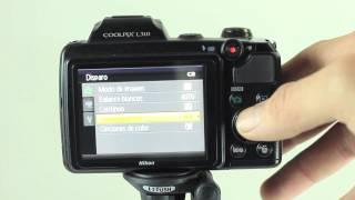 Buena cámara para canales de maquillaje - Nikon Coolpix L310