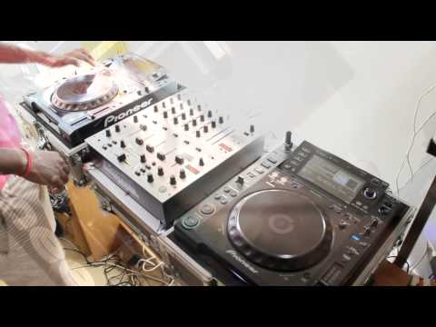 DJ ANGEL & DJ EMRAN THE HOT HOME MIX APRIL 2014