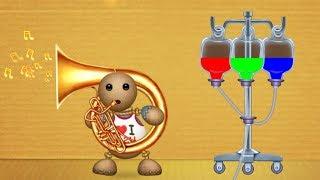 Music Liquids Acid Trumpet vs Funny Buddy | Kick The Buddy Gameplay Walkthrough #11